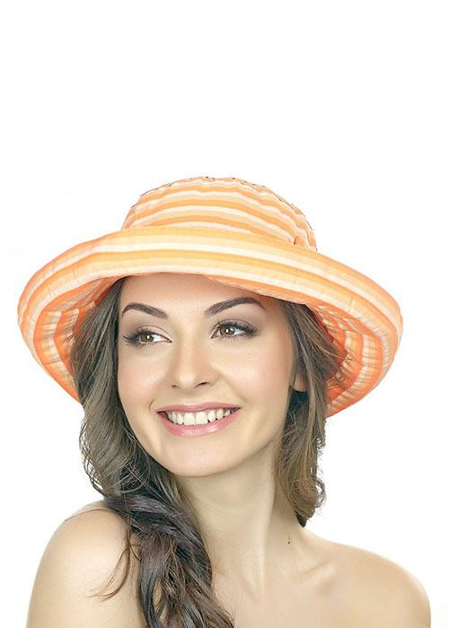 Шляпа пляжная женская Brezza 008
