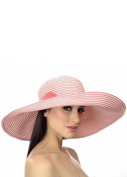 Женская летняя шляпа Del Mare 024