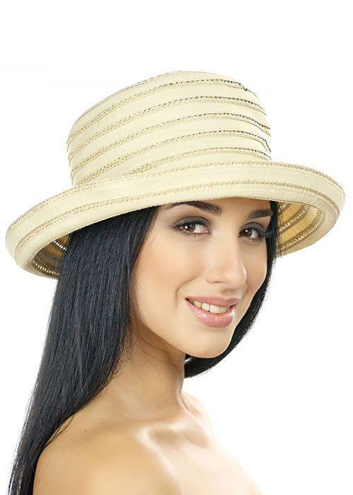 Женская летняя шляпа Del Mare 032