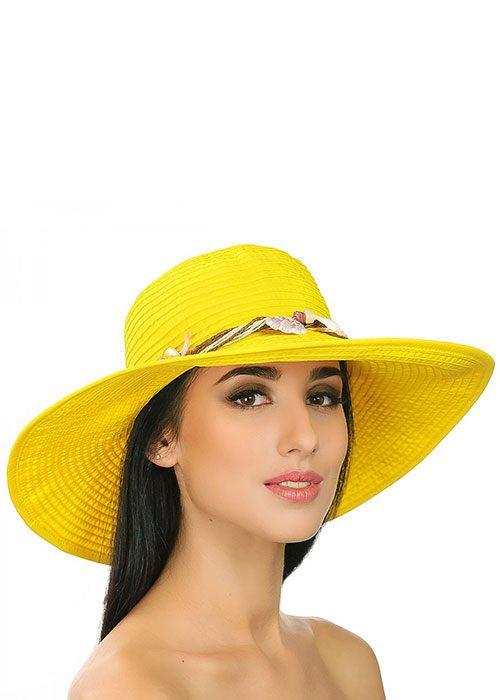 Женская летняя шляпа Del Mare 042