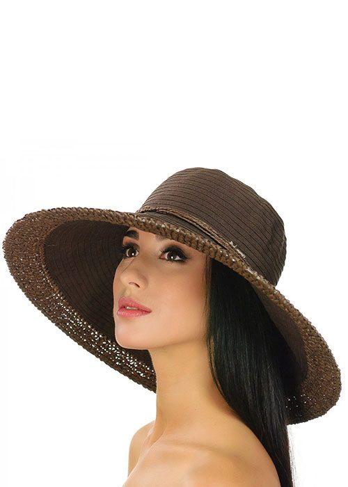 Женская летняя шляпа Del Mare 075