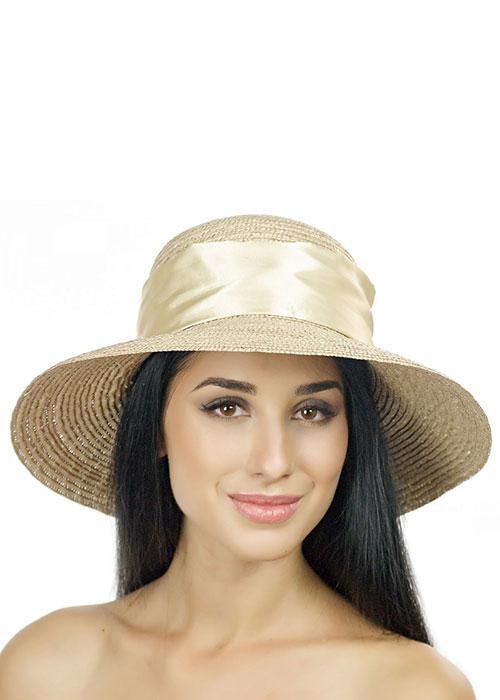 Женская летняя шляпа Del Mare 080