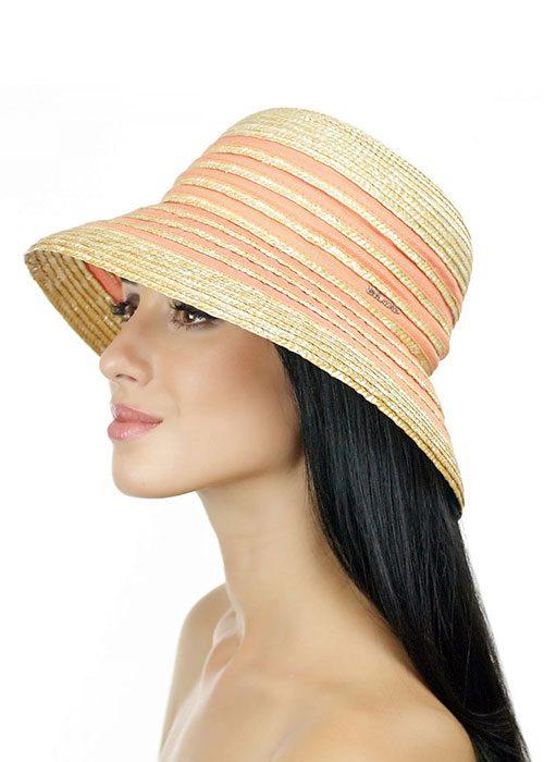 Женская летняя шляпа Del Mare 083