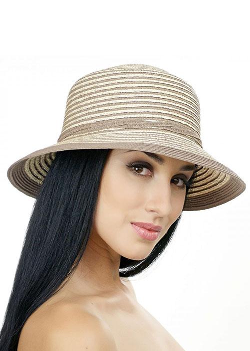 Женская летняя шляпа Del Mare 085