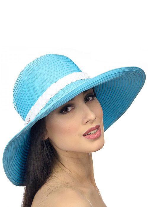 Женская летняя шляпа Del Mare 107