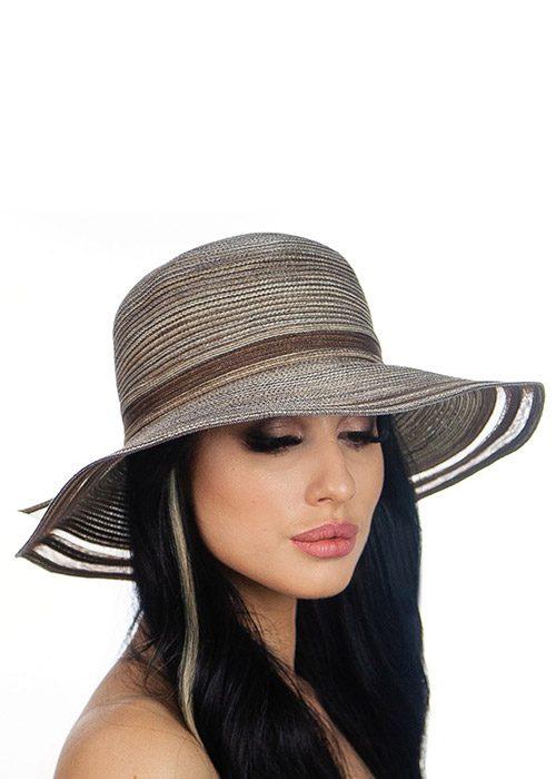 Женская пляжная шляпкаDel Mare043