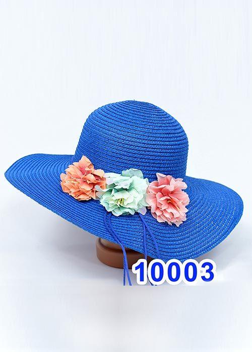 Женская пляжная шляпка 10003