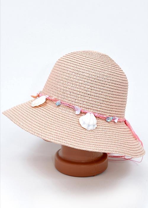 Женская пляжная шляпка 10011