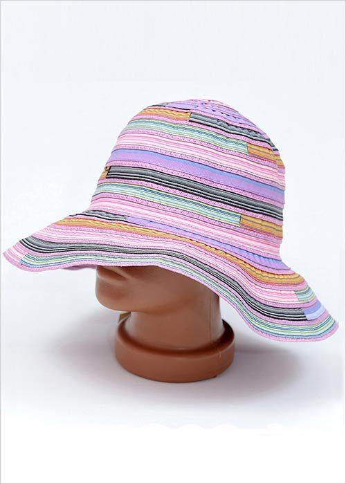 Женская летняя шляпа 77С06