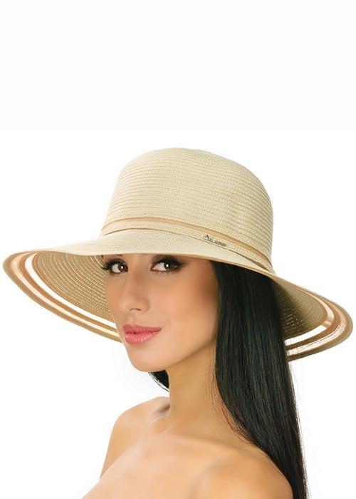 Женская летняя шляпа Del Mare 043
