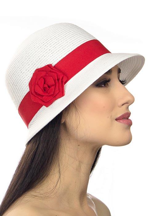 Женская пляжная шляпка Del Mare 104