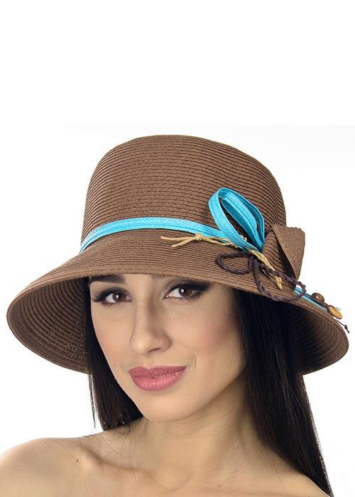 Женская летняя шляпа Del Mare 114