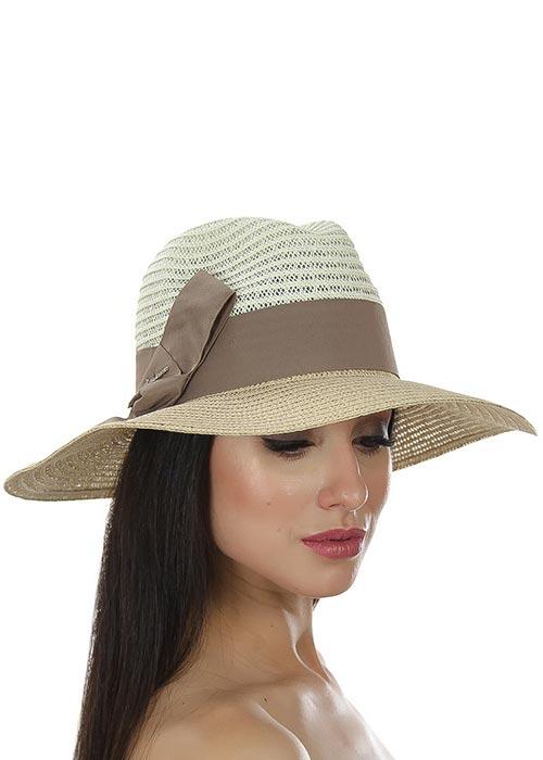 Женская пляжная шляпка Del Mare 124