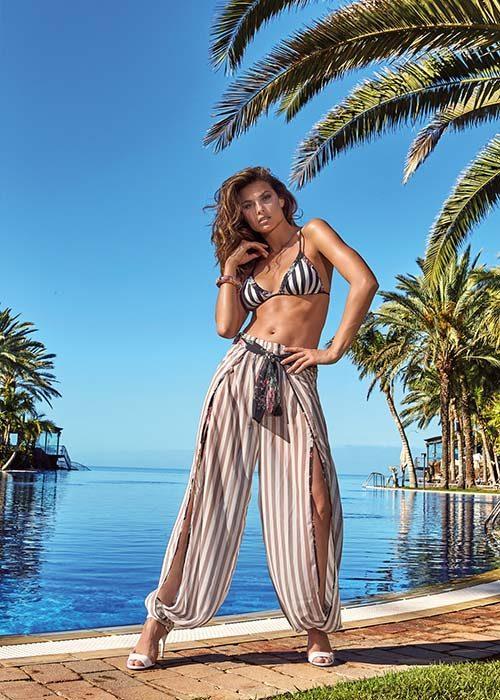 Пляжные штаны Amarea 18080