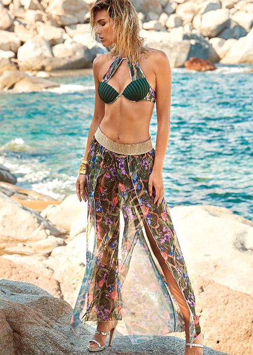 Пляжные штаны Amarea 19085