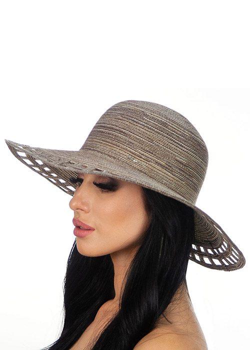 Женская летняя шляпа Del Mare 005