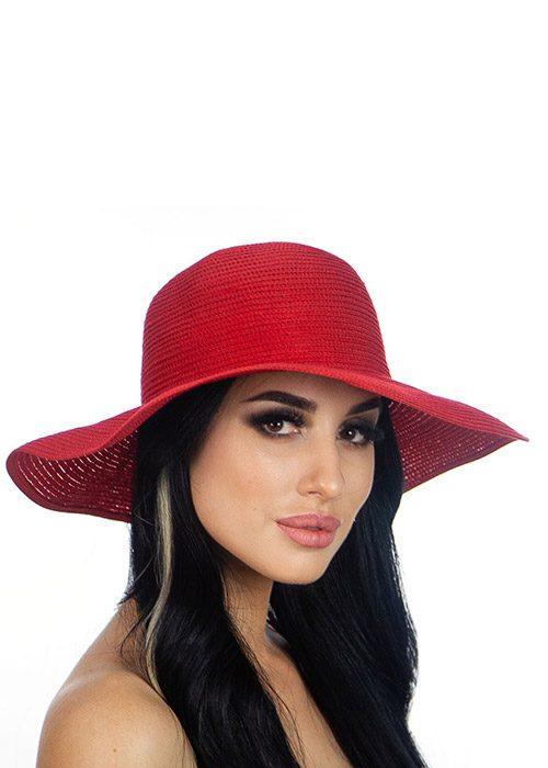 Женская пляжная шляпка Del Mare 039