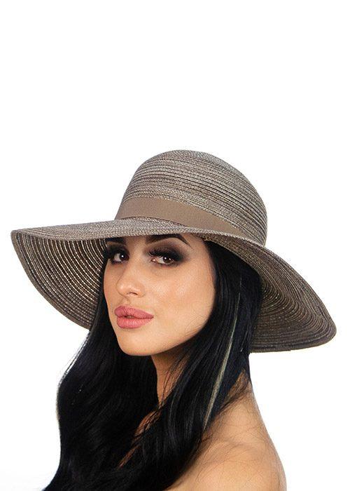 Женская пляжная шляпка Del Mare 055