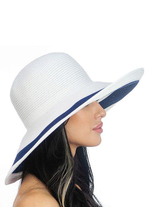 Женская пляжная шляпка Del Mare 101