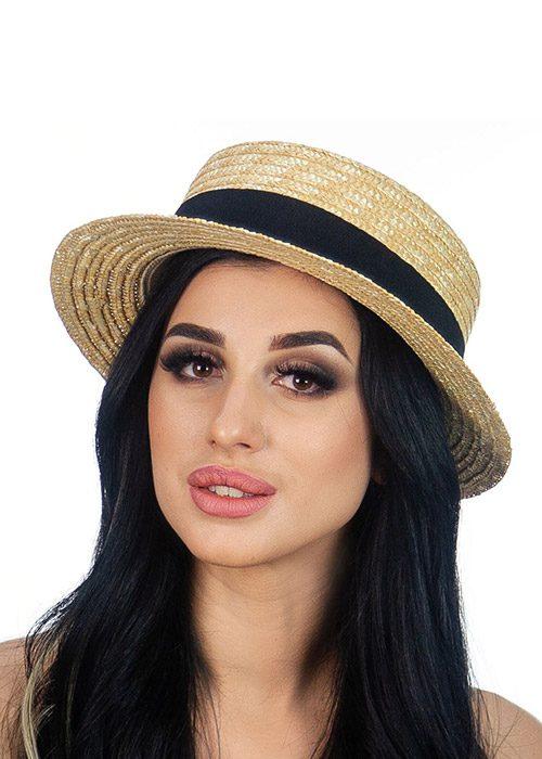 Женская пляжная шляпка Del Mare 143