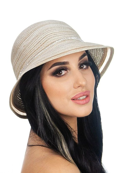 Женская пляжная шляпка Del Mare 157